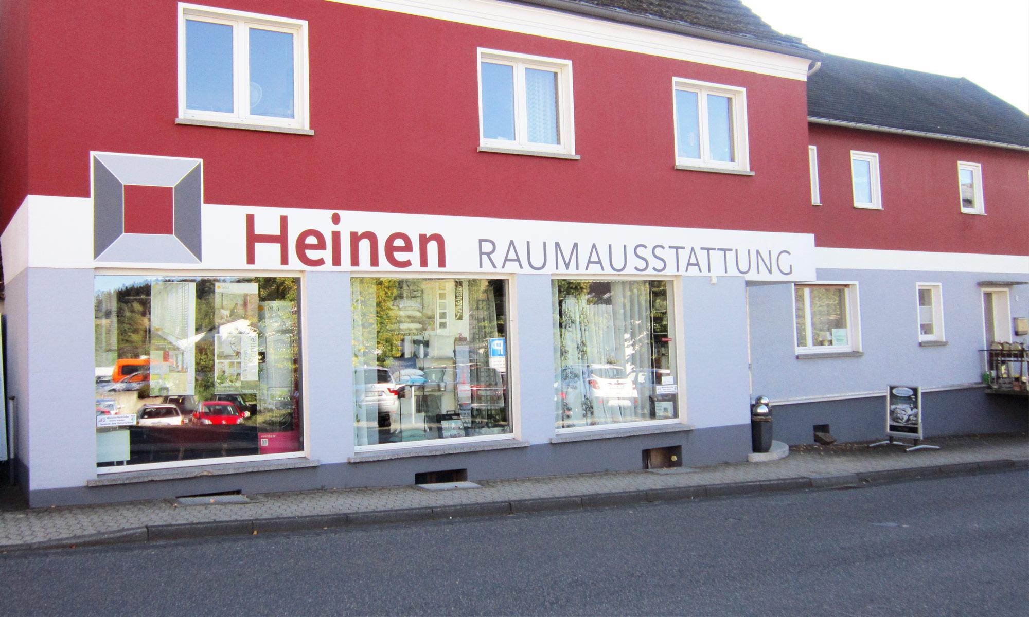 Raumausstatter für Hachenburg
